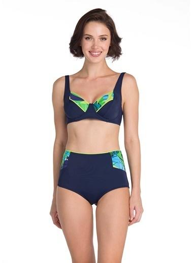 Dagi Balenli Bikini Takım Lacivert